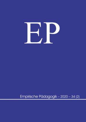 Empirische Pädagogik